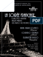 La Soirèe Francaise