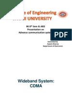 cellular cdma system