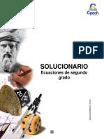 Solucionario Guía Ecuaciones de segundo grado 2016.pdf