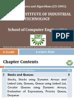 4. DSA - Stacks and Queues.pdf