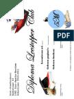 LeesTopper Club Diploma