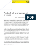 Moeran - 2009 - The book fair as a tournament of values.pdf