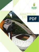 Amazonas em mapas - Publicação Ano 2019