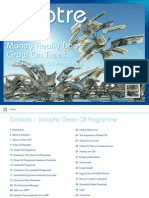 Jatropha Bio Fuel Investment Report