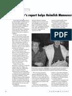 University of Houston School of Engineering mag article on Hunsucker & Heimlich (1995)