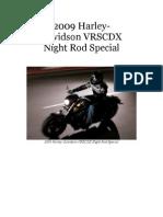 2009 Night Rod Special