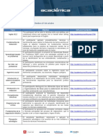 Cursos Academica periodo 2020-9