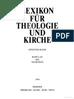 Lexicon für Theologie und Kirche 2 [Barclay bis Damodos]