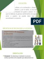 ORIENTACION VOCACIONAL PRESENTACION [Autoguardado]