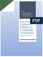 EL STATUS TEÓRICO DE LA CATEGORÍA ESPACIO EN LA SOCIOLOGÍA URBANA.docx