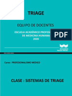 Triage modificadoo o