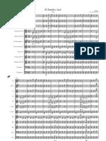 El Danubio Azul - Arr. Juan Villodre - Concert Band - Wind Band - Banda de Musica - Sheet Music