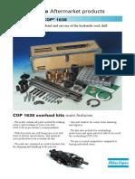 COP 1638 Overhaul Kit 2