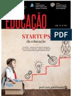 Revista Educação_Startups da educação_Maio 2020