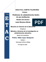 UNIVERSIDAD ETAC TRABAJO FINAL