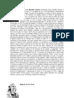 Biografía de Monseñor Romero