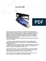Evitar virus en memorias USB