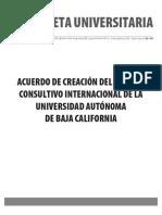 Gaceta 449 edición especial
