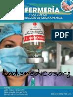Enfermería y las vías de administración de medicamentos Joicy Anabel Franco Coffré