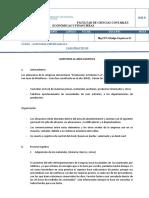 CASO PRACTICO   N° 02 PROGRAMA DE AUDITORIA