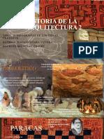 HISTORIA DE LA ARQUITECTURA PERUAN