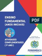 Atividades Complementares_Ensino Fundamental_Anos Iniciais_1ºano-semana5