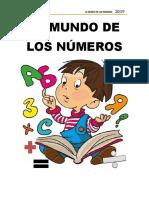 EL MUNDO DE LOS NÚMEROS(libro)