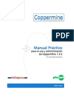 Manual de usuario coppermine