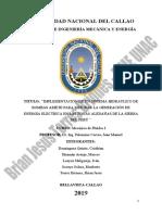 Implementación de Un Sistema Bomba Ariete - Mecanica de Fluidos I Palomino 2019