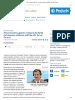 ConJur - Ativismo do STF enfraquece sistema político, diz Cezar Peluso.pdf