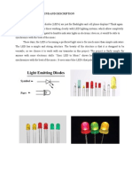 synchronizing LEDs
