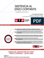 4- Resistenicia al esfuerzo cortante Parte 2 - UTP - IG