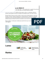 Keto_ Una semana de OMAD #1 - Diet Doctor