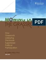 Mowing Down the Grassroots