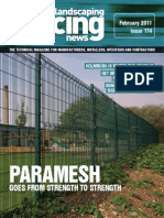 Fencing News - February 2011