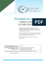 Pobreza y desigualdad en América Latina