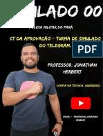 Simulado 00 - Projeto CT da Aprovação..pdf