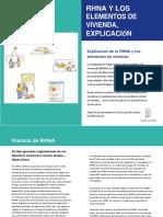 Explicación de la RHNA y los elementos de vivienda