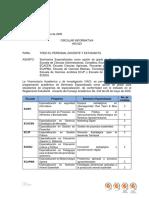CIRCULAR VIACI No. 400-023 Diplomados