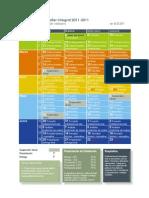 cronoprograma taller integral 2011-11