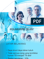 POWER POINT KOLABORASI TB HIV RATNA DEWI