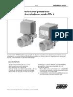 SRI983 Posicionador Eletro-pneumático à prova de explosão ou versão EEx d.pdf