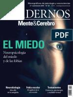 CUADERNOS - Nº 24 -NEUROBIOLOGIA DEL  El miedo - PREVIEW