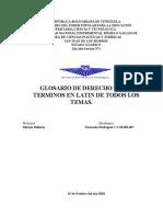 Glosario sobre Terminos en Latin Derecho Civil Fernando Rodriguez 2do Año Sección 1 28.482.407.docx