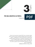 Por uma linguística da prática - Linduarte Pereira Rodrigues