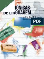 100 crônicas de linguagem.pdf