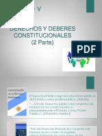 Derecho Público - Unidad V 1 parte 2020