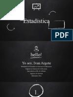 Sesión Introductoria - Estadística.pptx