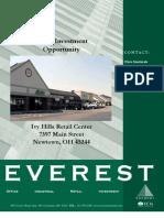Newtown Ivy Hills Center-Investment pkg.