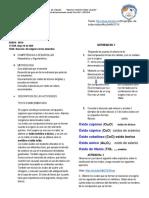 GUIA No. 2 PREQUIMICA 8BCD RESUELTA